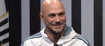 Massimiliano Marchio, allenatore Juventus giovanili