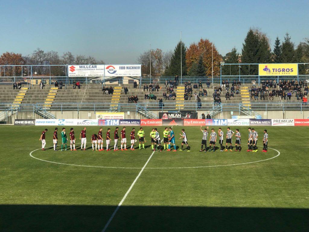 Primavera 1, Milan-Juventus