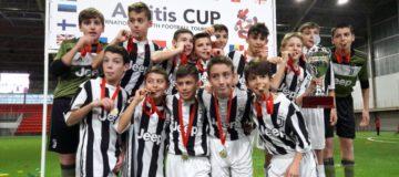 Esordienti 2006 alla Ateitis Cup