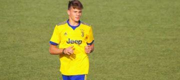Antony Angileri, difensore Juventus giovanili
