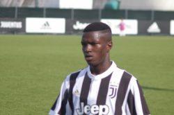 Ibrahima Diallo, Juventus giovanili