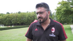Gennaro Gattuso, allenatore Milan Primavera