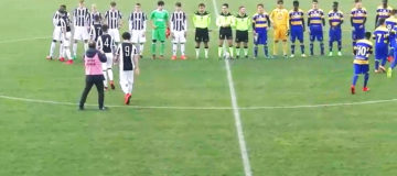 Under17, Parma-Juventus
