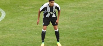 Andrea Melani, Juventus giovanili
