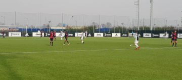 Under15, Juventus-Genoa 0-4