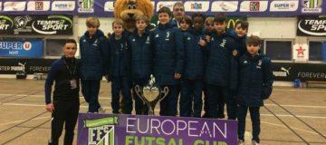 Pulcini 2007 - European Futsal Cup