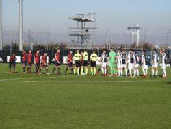 Primavera, Juventus-Genoa 0-1