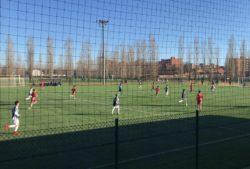Under15, Cremonese-Juventus