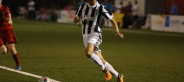 Andrea Adamoli, Juventus giovanili