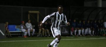 Franco Tongya, centrocampista Juventus