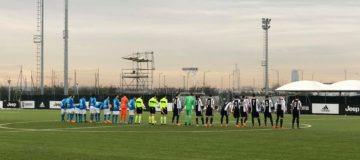 LIVE - Primavera 1, Juventus-Napoli