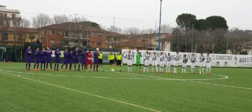 Under16, Fiorentina-Juventus
