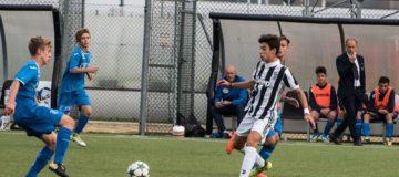 Under15, Empoli-Juventus
