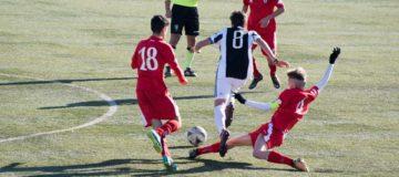 Under15, Juventus - Pro Vercelli