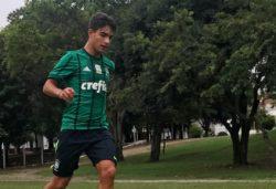 Lucas Rosa Palmeiras, Juventus