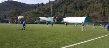 Under16, Sampdoria-Juventus