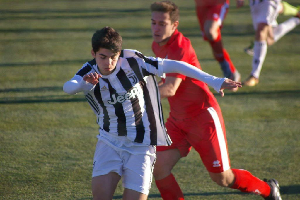 Ammar Ramadan Juventus Under17