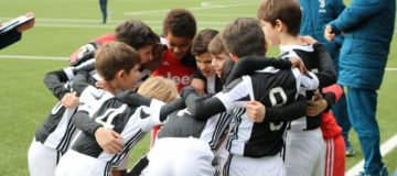 Juventus al HVV Sterrentoernooi