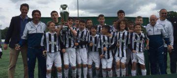 Juventus McDonald's Football Challenge 2018
