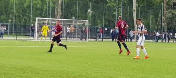 Under15, Milan-Juventus