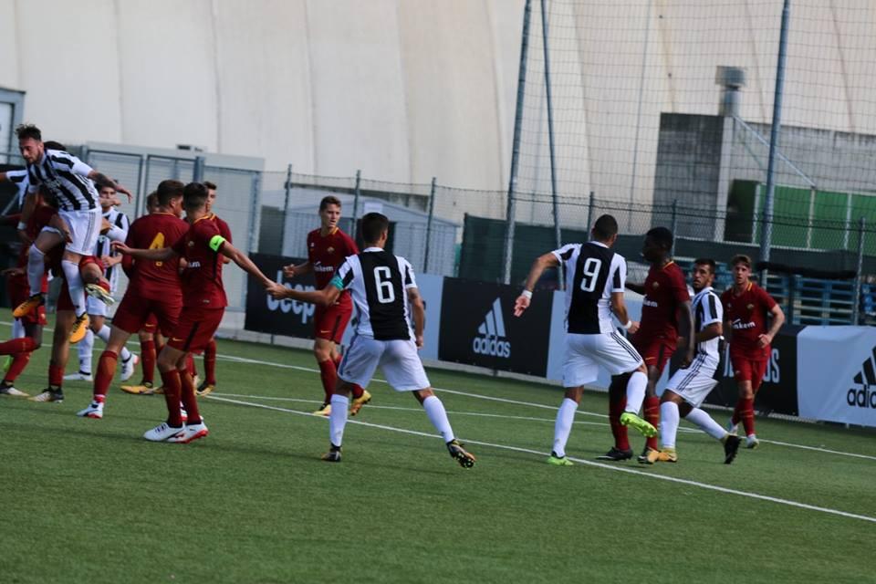 Campionato, Juventus-Roma