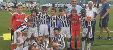 Pulcini 2008 Juventus Trofeo Vikingum