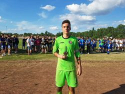 Razvan Sava, portiere Juventus