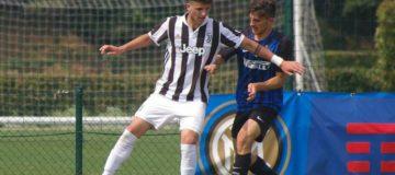 Elia Petrelli, Juventus giovanili