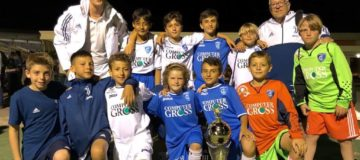 Pulcini 2008 Juventus Torneo Gargano Ok Trofeo Zangardi Cup