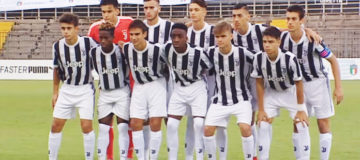 Finale Scudetto Campionato Under16, Inter-Juventus