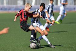 Andrea Valdesi, Juventus giovanili