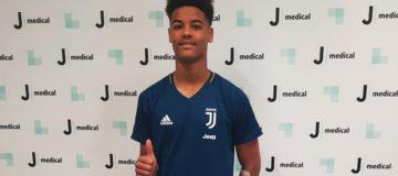 Koni De Winter, Juventus giovanili