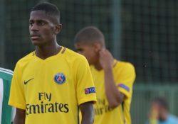 Anfane Ahamada M'ze, Juventus giovanili
