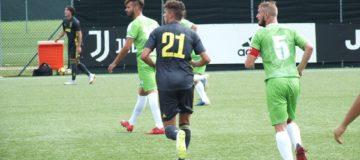 Amichevole Juventus Primavera - Chisola