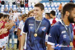 Franco Israel Wibmer, Juventus giovanili