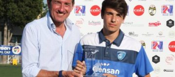 Filippo Nobile, Juventus Giovanili