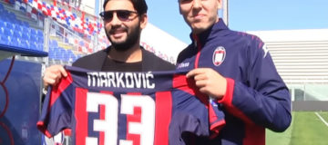 Luka Markovic, Juventus giovanili
