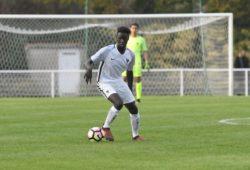 Naouirou Ahamada, Juventus giovanili