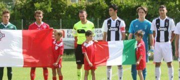 Guido Landi, provino Juventus