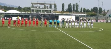 Under17, Juventus-Carpi