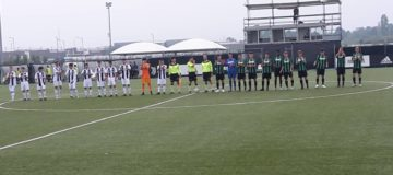 Under15, Juventus-Sassuolo