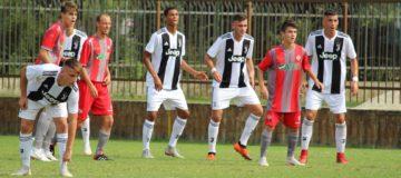 Under17, Cremonese-Juventus