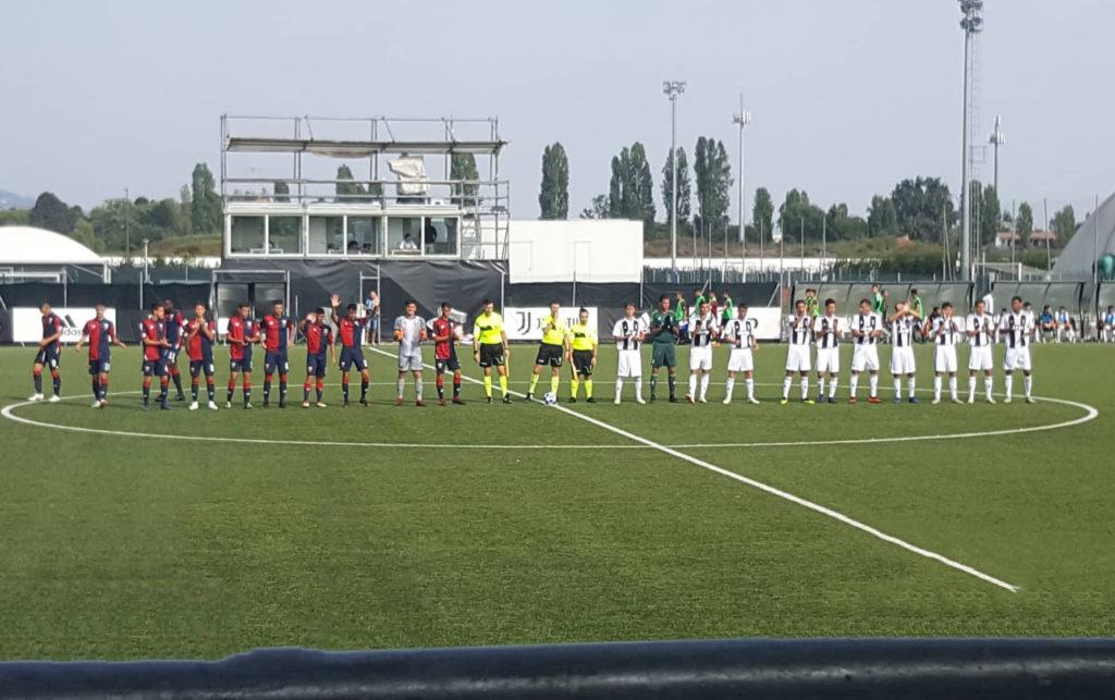 Under17, Juventus-Genoa