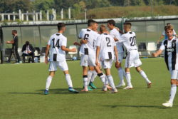 Under16, Juventus-Torino 2-2