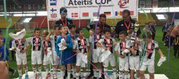 Juventus Pulcini 2010 - Ateitis Cup