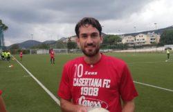 Stefano Padovan, Casertana
