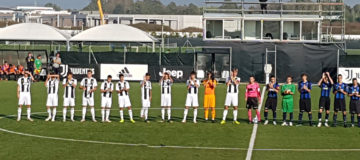 Amichevole Juventus Renate Under16