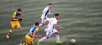 Under16, Parma-Juventus 2-2