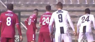 Serie C, Juventus U23 - Piacenza 0-2