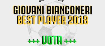Giovani Bianconeri – Best Player